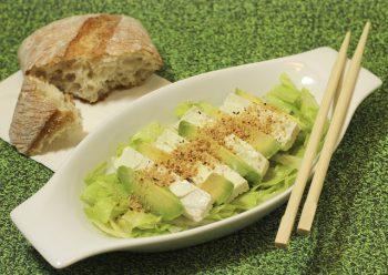 Avocado Salat Rezept pixabay.com © kakuko (CC0 Public Domain)