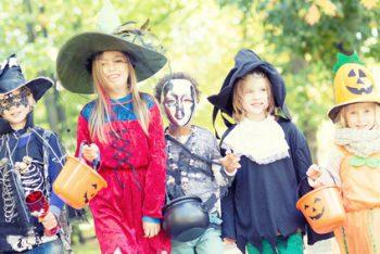 Halloween Kostüme für Kinder BildID: #116430291 © drubig-photo | Fotolia.com