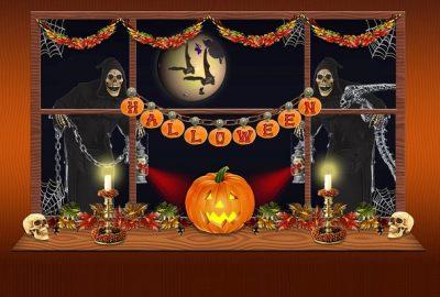 Kindergeburtstag Mottoparty Halloween