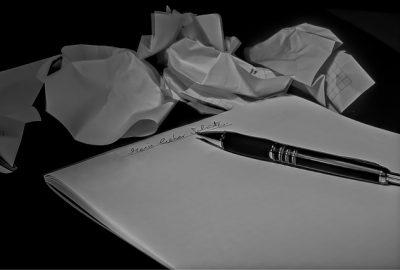 Anschreiben